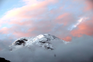 Taita Chimborazo - Spirit of the Andes
